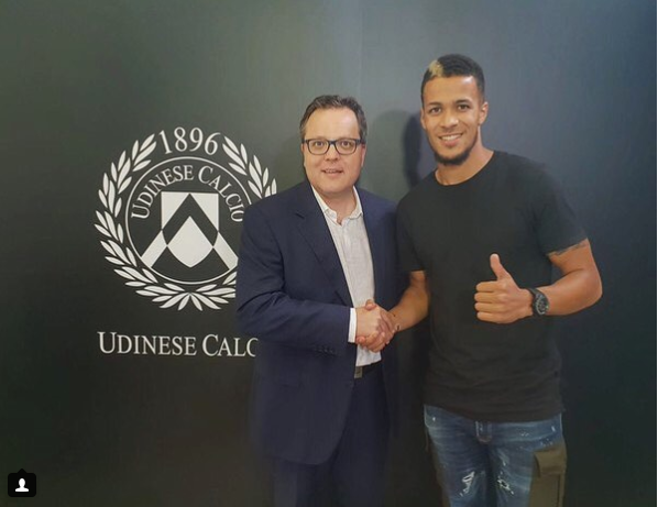 Super Eagles defender William Troost-Ekong signs for Italy