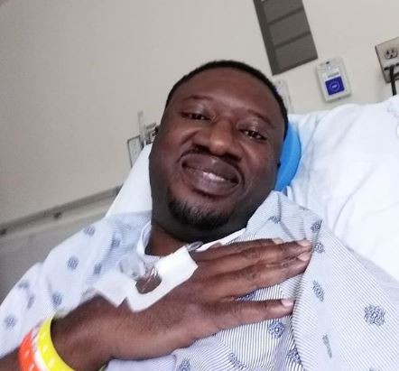 Nigerian broadcaster, Emma Ugolee undergoes successful fistula bypass surgery