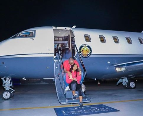 Finally, Davido admits the new