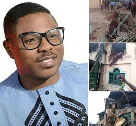 """It is wicked, horrifying and insensitive"" - PDP condemns the demolition of Yinka Ayefele's N800m studio"