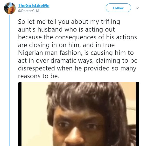 Man abandons his family abroad to take a young wife in Nigeria and his family get their revenge on him in the perfect way