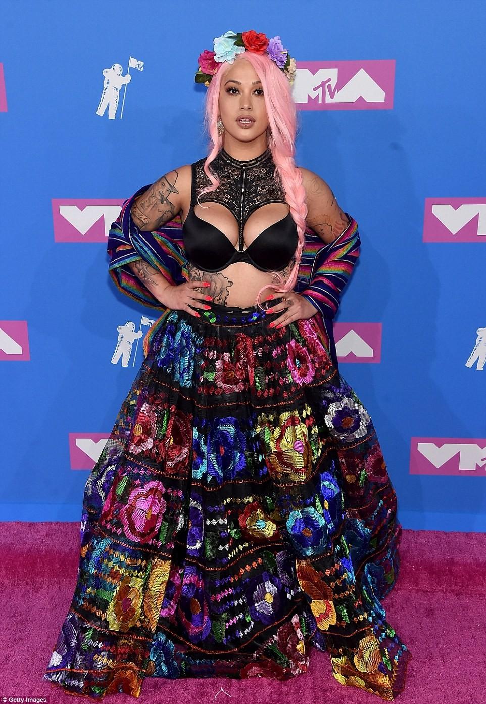 Blac Chyna, Amber Rose, Nicki Minaj and Sky lead 2018 VMA