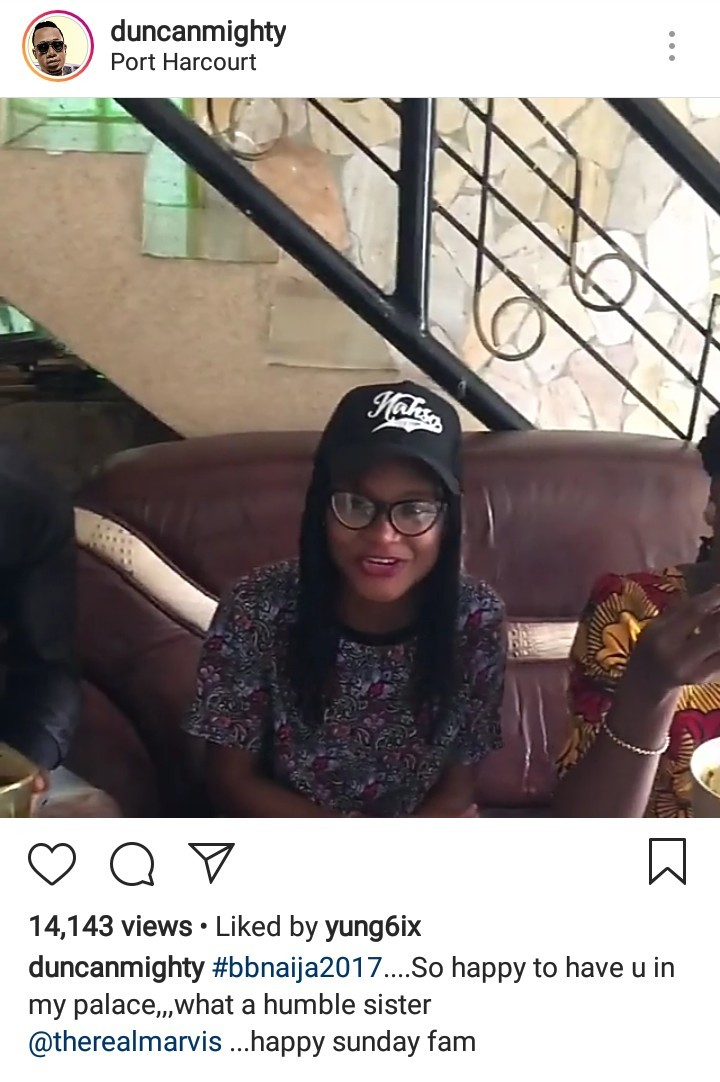 Nigerians dig up photo of BBNaija