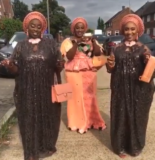 This video of three Nigerian women doing the #inthefeelingchallenge will make you smile for days!