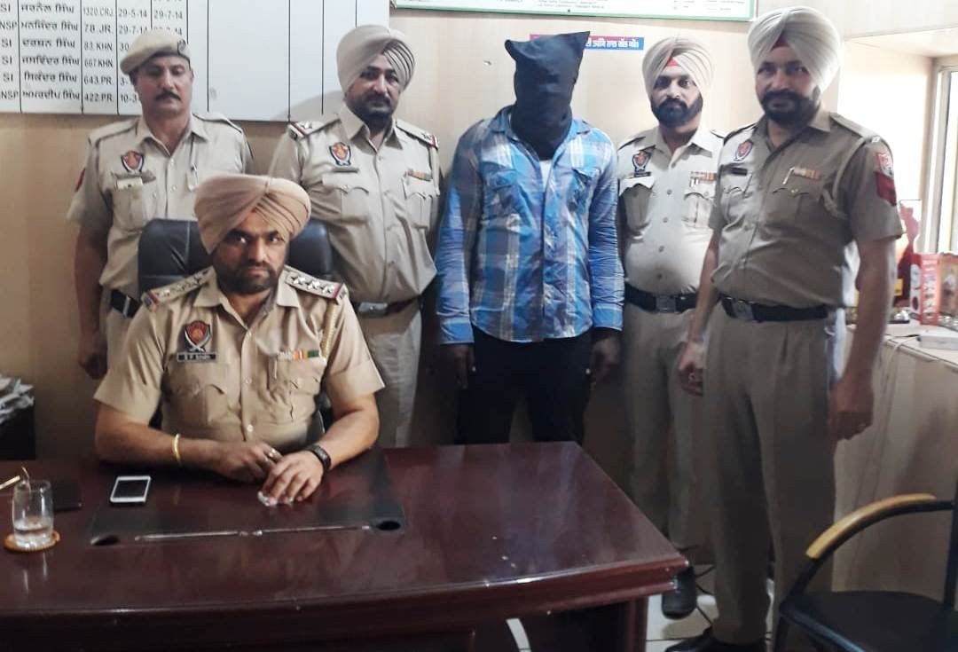 Nigerian men arrested with 600 grams of heroin in India