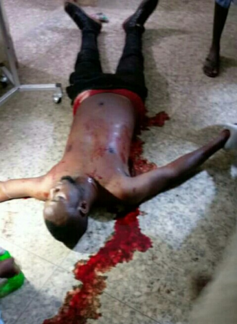 SARS officer allegedly kills student during Sallah festivities in Osun state (graphic photos)