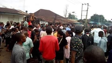 Graphic: Police shoot dead three armed robbers terrorising Ikot Ekpene, Akwa Ibom