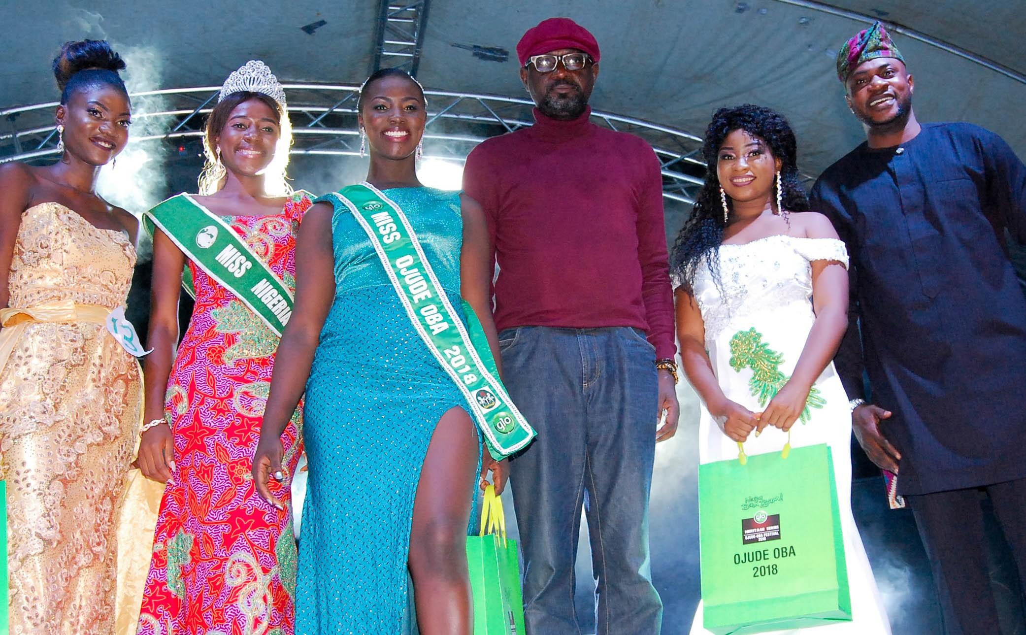 Drama as school teacher wins Globacom?s car at Ojude Oba festival