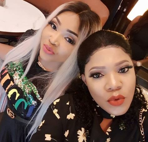 How Tonto Dikeh, Mercy Aigbe, Toyin Abraham, others turned up for Bobrisky