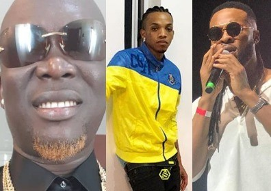 Comedian Gordons, Tekno and Flavour survive airplane mishap (video)