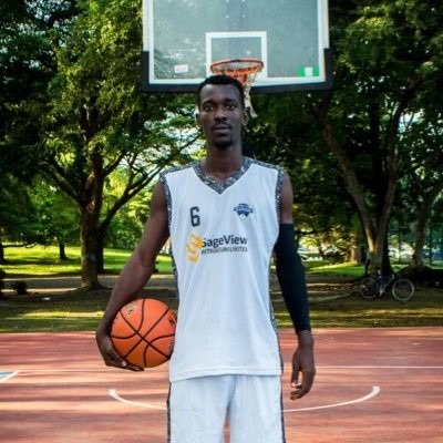 See how a Nigerian basketball player made a young boy happy on his birthday