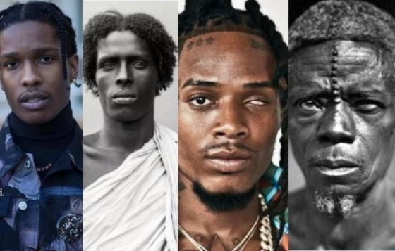 36 photos that shows a striking resemblance?between famous Americans and Indigenous?Africans from the 19th century