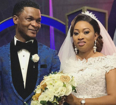 Gospel artiste, Joe Praize and his wife welcome their first child