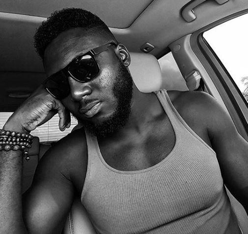 Nigerian singer, Djinee hospitalized after surviving ghastly car crash in Lekki