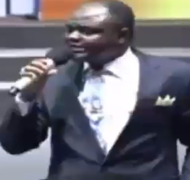 """Any preacher who say give me money God will multiply it is a thief"" Nigerian clergyman, Abel Damina, says (video)"