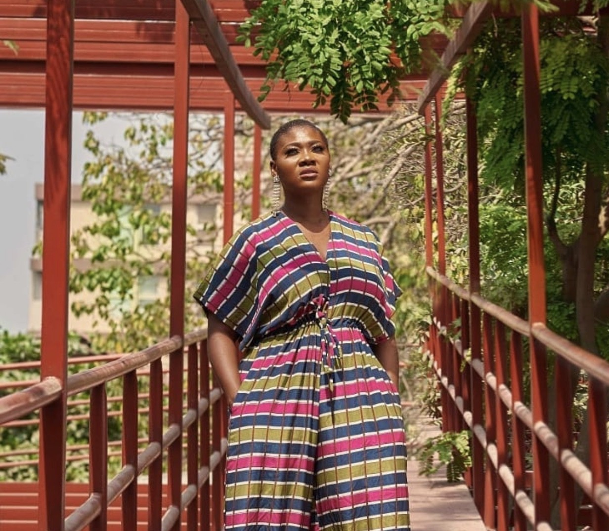 Mercy Johnson shares lovely new photos as she celebrates her birthday today