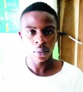 Photo: 21-year-old suspected cultist and murderer in Imo