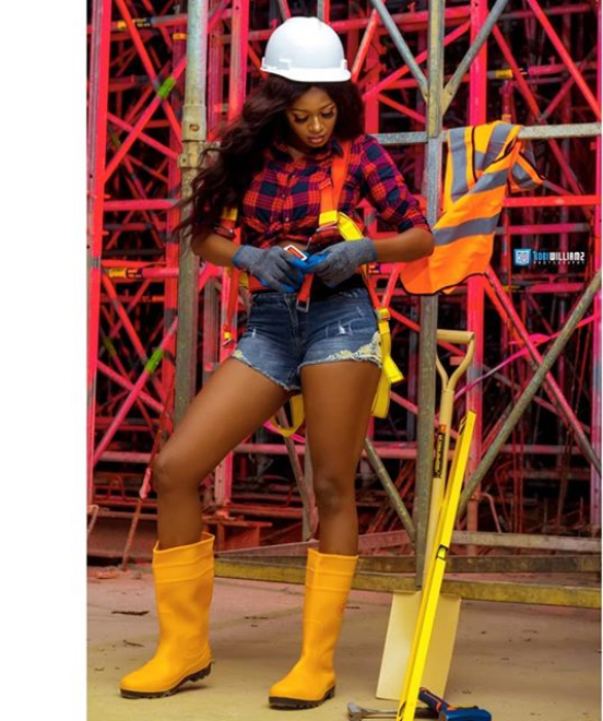BBNaija star Ahneeka releases stunning birthday photos as she clocks a year older today