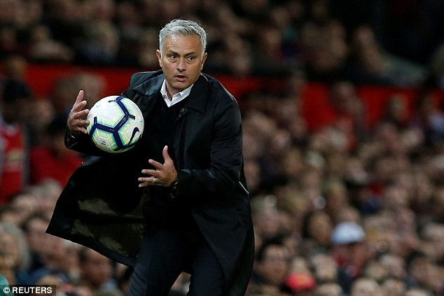 ?Manchester United coach Jose Mourinho likely to be sacked if he loses to ?Burnley on Sunday