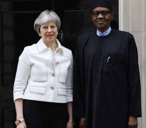 Theresa May should?not allow President Buhari to confine her to the Presidential Villa, but?insist on visiting other parts of the nation - PDP