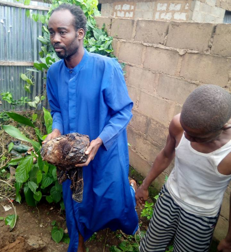 Prophet beheads his lover and buries her body in church premises (graphic photos)