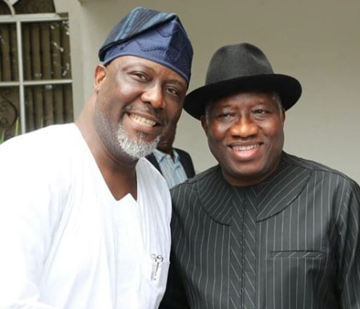 Photos: Senator Dino Melaye who was arrested