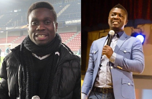 Sports journalist Oma Akatugba slams Seyi Law for saying he had only N63k in his account a month before he bought his house