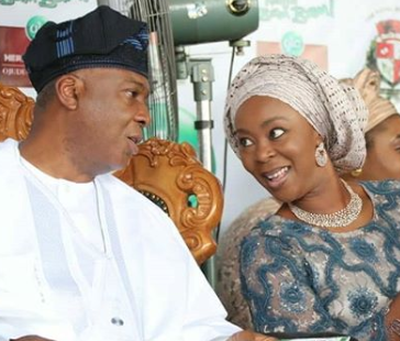 Toyin Saraki replies IG user who asked her to name three good things her husband did during his 8-year tenure as governor of Kwara state