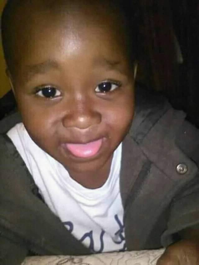 Photos: Body of missing 2-year-old boy found buried in shallow grave in South Africa