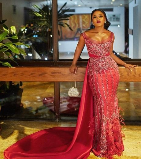 #AMVCA2018: Ceec, Omotola, Toyin Abraham, check out 10 of the best dressed female celebs