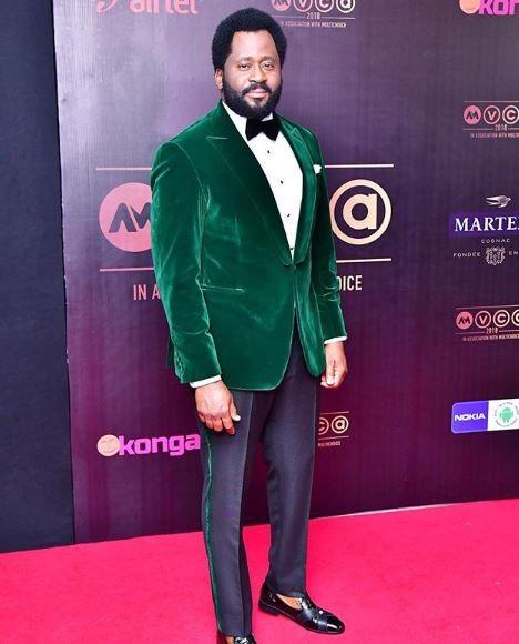 #AMVCA2018: Ebuka, Leo Dasilva, Tobi Bakre, check out 10 of the best dressed male celebs