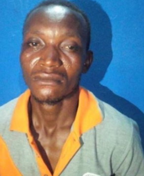 Photo: 30-year-old man arrested for defiling 13-old-girl in Ogun