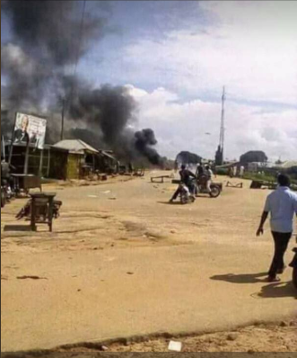 Several dead as Bida Poly students and indigenes clash in Niger state (graphic photos)