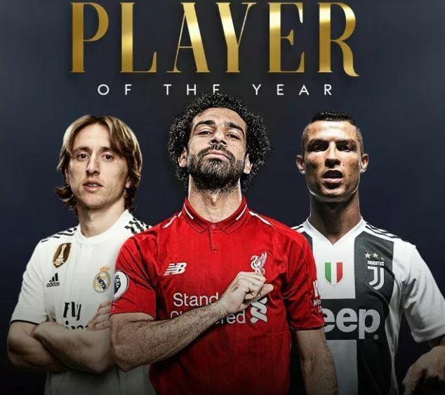 Breaking: FIFA dumps Lionel?Messi?as?Ronaldo, Salah and Modric get nominated for 2018 Awards