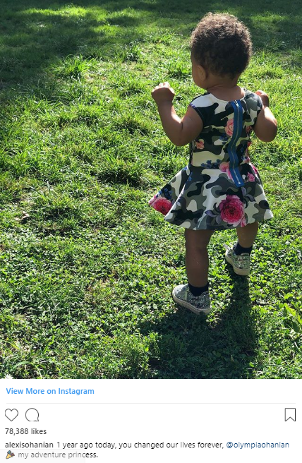 Alexis Ohanaian gives perfect response to a fan who is disappointed that he and Serena Williams didn?t celebrate daughter?s birthday