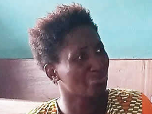 Hairdresser arraigned for stabbing neighbour to death for calling her shaku-shaku(photo)