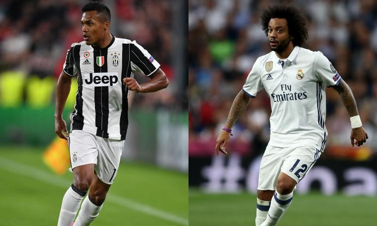 Real Madrid likely to swap Marcelo for Juventus