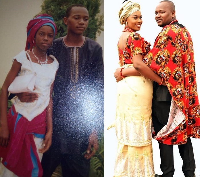 School father marries his school daughter years after they met in secondary school