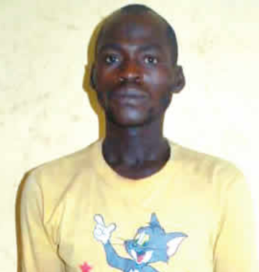 Photo: 35 year old man arrested for raping 14 year old girl, says