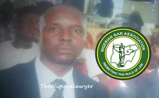 Photos: Gunmen assassinate Chairman of Nigerian Bar Association NBA, Enugu a month after he was shot in the head