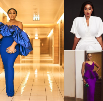 """Nigerian men will age you with stress... avoid them like plagues"" -  Lady reacts to photos of beautiful Nigerian actresses in their 40s"
