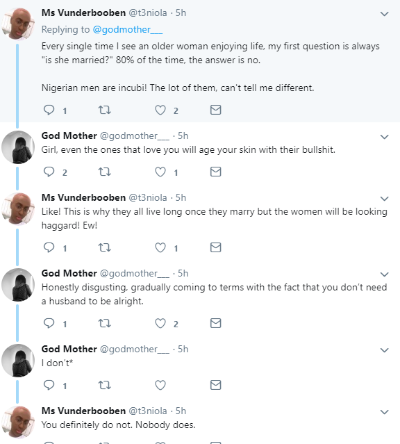 """""""Nigerian men will age you with stress... avoid them like plagues"""" -  Lady reacts to photos of beautiful Nigerian actresses in their 40s"""