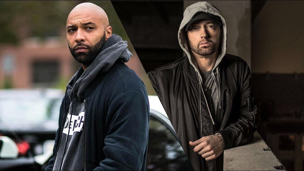 ?I?ve been better than you this entire decade - Joe Budden claps back at Eminem for diss on new album (Video)