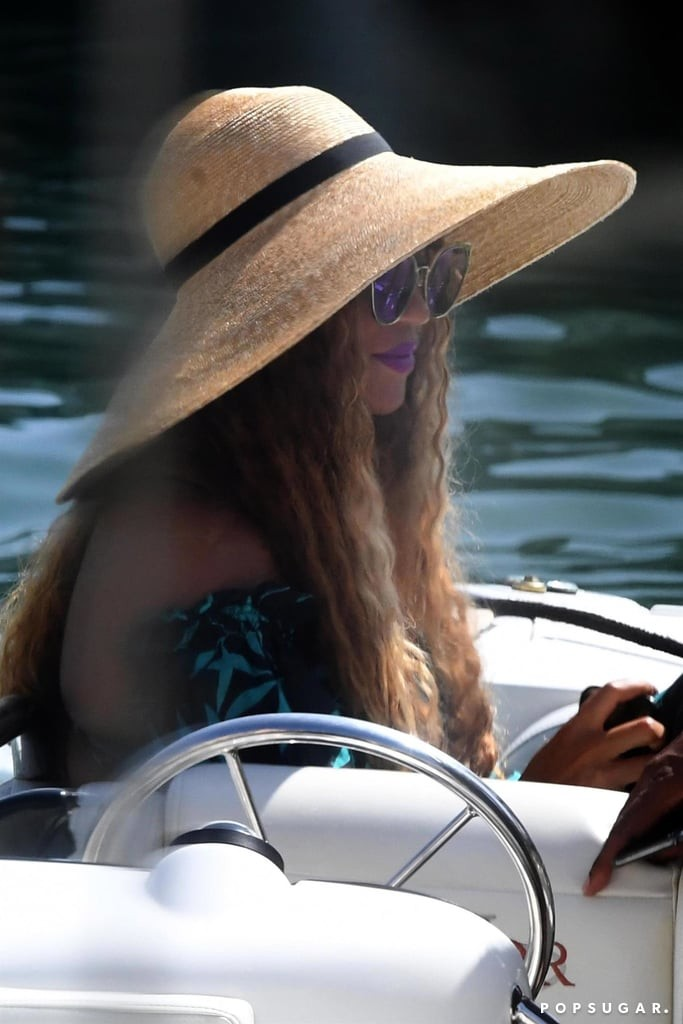 Beyonc? and Jay-Z celebrate her 37th birthday in Sardinia (Photos)