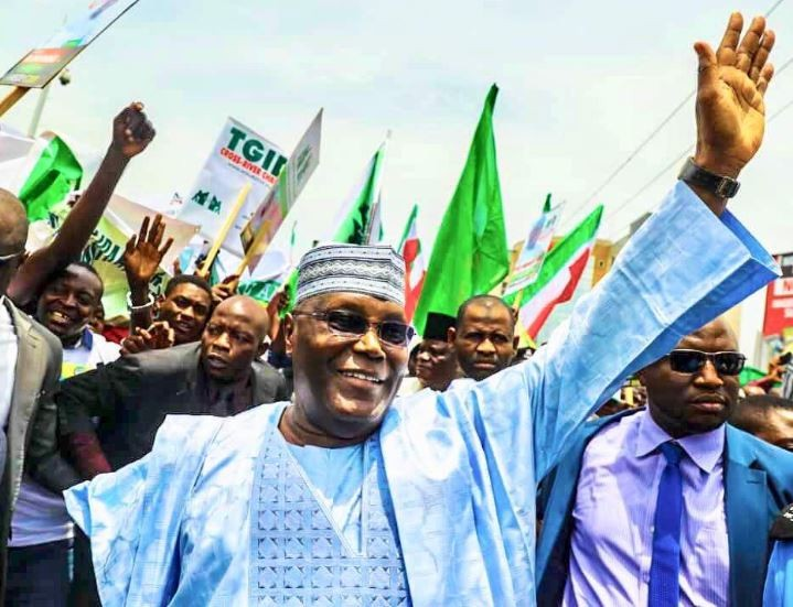 2019:?Atiku submits his?nomination form to PDP to officially declare and seek the nomination of the party to run for President
