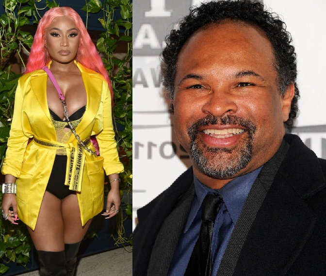 Nicki Minaj pledges $25,000 donation to former Cosby star Geoffrey Owens who was shamed for working in a store