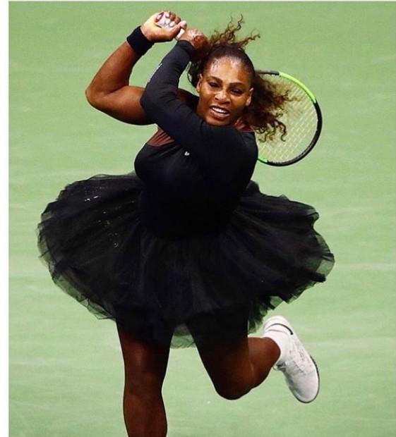 Like mother like daughter! Serena Williams
