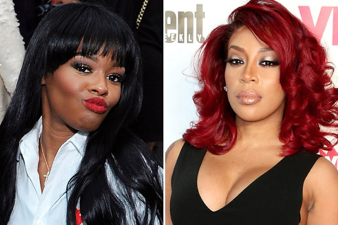 Azealia Banks slams K Michelle again, says she cancelled their joint tour