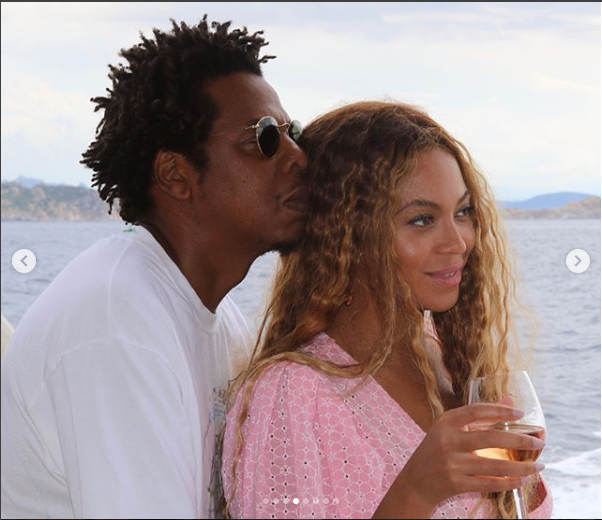 Beyonce shares more stunning photos from her 37th birthday in Sardinia?