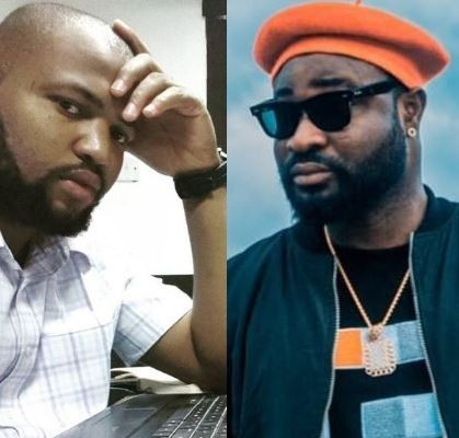 Image result for When you die, I will sit in a bar and tell a stories of how ungrateful you are – Harrysong's former manager